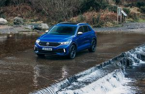 It's a cracker: Volkswagen's T-Roc R is a hot crossover