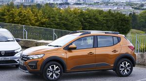 Showing how it's done: the latest Dacia Sandero Stepway