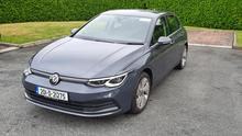 Full of  confidence:  the new Volkswagen Golf
