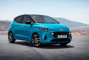 Go for the middle-tier of spec: the new Hyundai i10 city car
