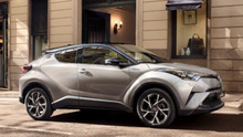 HIGH AND MIGHTY: Toyota's new game-changing C-HR has plenty of appeal