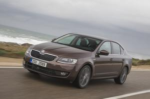 PREMIUM DRIVE: The stylish Octavia Laurin & Klement (L&K) is priced from €32,860
