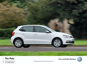 The Volkswagen Polo: Most of the changes are under the skin.