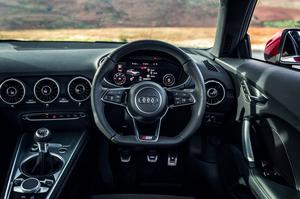 The game-changing 'virtual cockpit' in the Audi TT