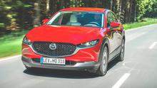 Lacking sparkle: Mazda's new CX-30 compact crossover