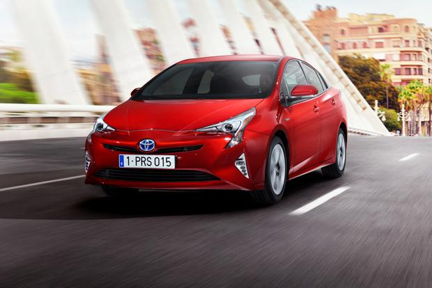 Worth a test-drive: Toyota Prius.
