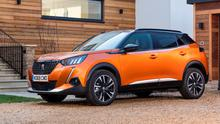 Getting bigger: the Peugeot 2008 GT crossover