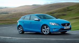 New Volvo V40 R-Design T5