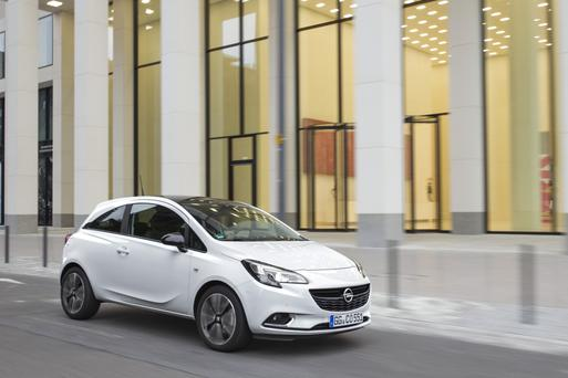 The new Opel Corsa