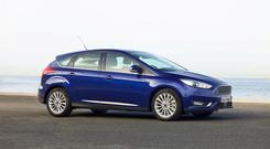 Brilliant handling, but at a price: The latest version of the Ford Focus