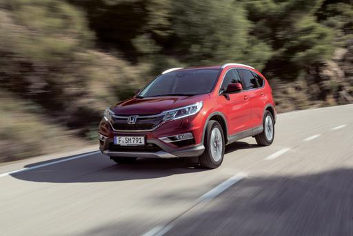Punch: Honda CRV's 1.6 litre engine