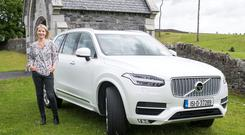 Sophisticated: The long overdue XC90