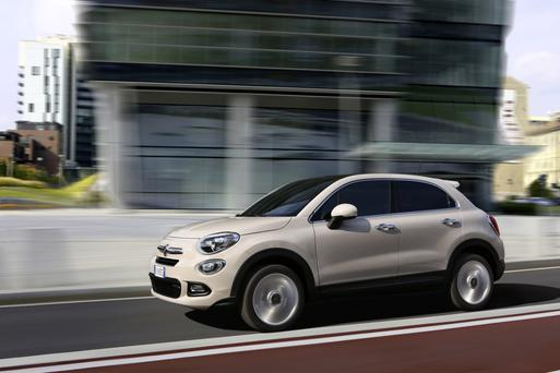 Trendy alternative: Fiat 500x Crossover