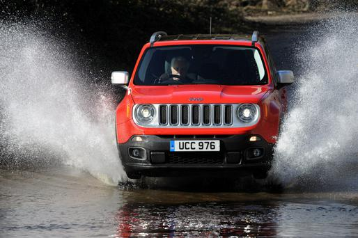 Acquired taste: Jeep Renegade