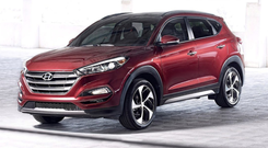The new Hyundai Tucson: Solid attractive style and value for families