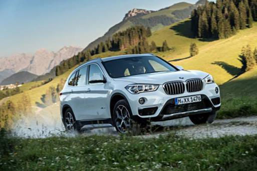 DRIVE ANYWHERE: The xDrive in the well-equipped BMW X1 means it has full utility use