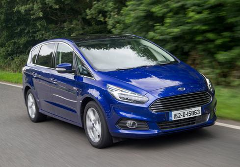 Edge: The Ford S-MAX