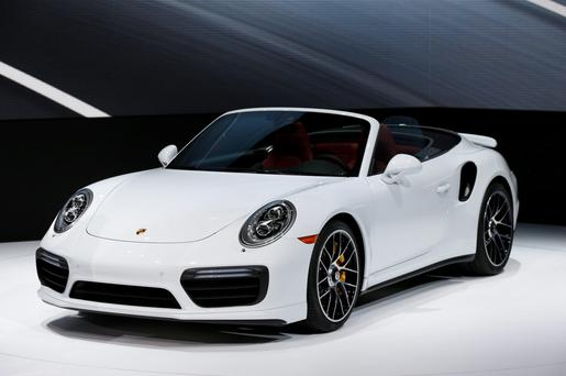 Porsche 911 Turbo S - the modern generation isn't likely to have a poster of it on the wall.