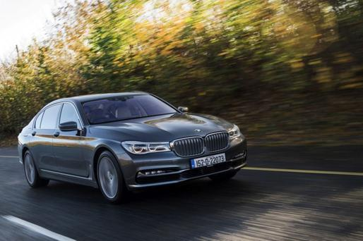 BMW 7-Series 730Ld