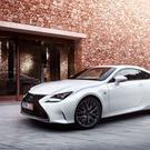 IMPOSING: The Lexus RC200t coupe is a fine car with a sporting edge.