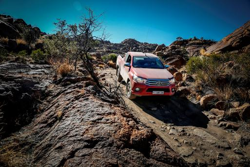 Big upgrade: The new Toyota Hilux