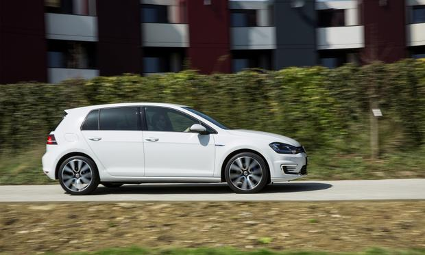 golf gte: the pros and cons of driving plug-in - independent.ie