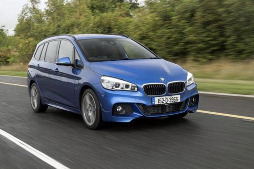People carrier: BMW 2-series Gran Tourer
