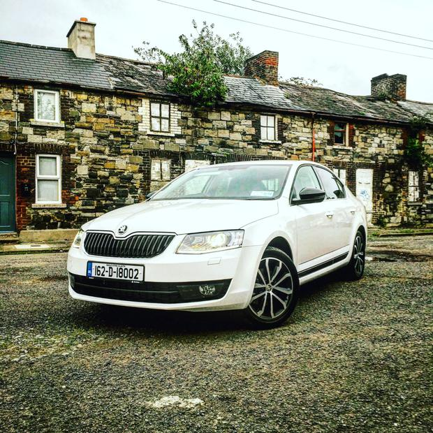 skoda octavia: the little petrol that could save you plenty