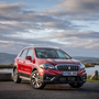 Family transport: The Suzuki S-Cross has plenty of room