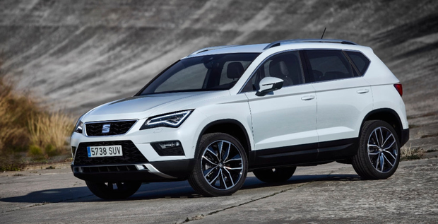 IMPRESSIVE ENTRY: Seat's Ateca is already a success story