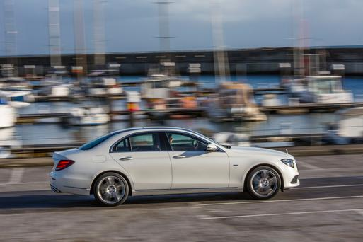 Did an awful lot right: The Mercedes E220d