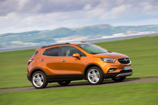 Opel Mokka X: 'The biggest advance of voice control is the safety it