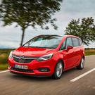 Practical option: Opel Zafira