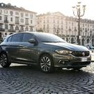 BELLISSIMO: The Tipo is Fiat's answer to the Focus and Astra