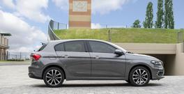 New departure: Fiat Tipo
