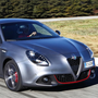 ALFA ROMEO LOVE AFFAIR: The stylish Giulietta is sure to please its loyal followerswheel