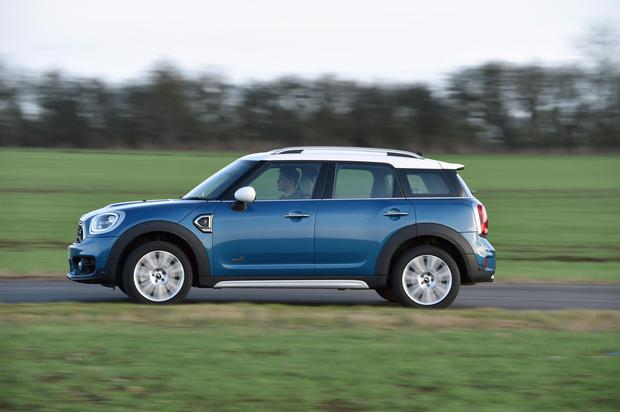 Mini Grows Up In Price And Size But Countryman Crossover Drives Like