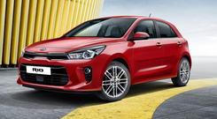 Full of space: The Kia Rio has a lot of good qualities, but the bumpy ride and too much road noise lets the car down