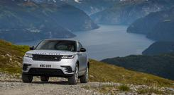 GO ANYWHERE: The Velar impresses both on and off road — but its real beauty lies beneath the striking exterior