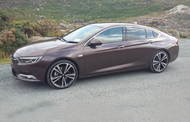 Why new Insignia suffers from a pain in the 'but' - Independent ie