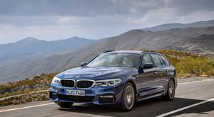 BMW 5-series Touring 530d