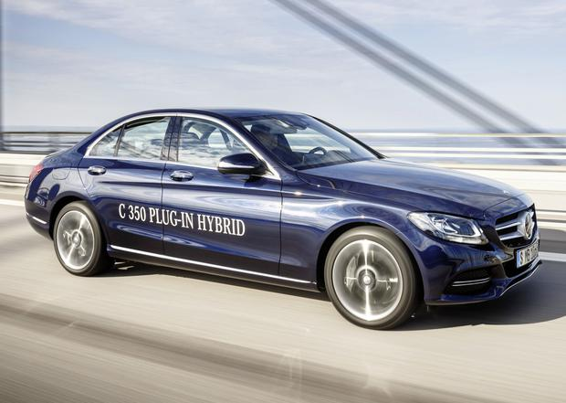 My arguments for and against this C-Class plug-in hybrid