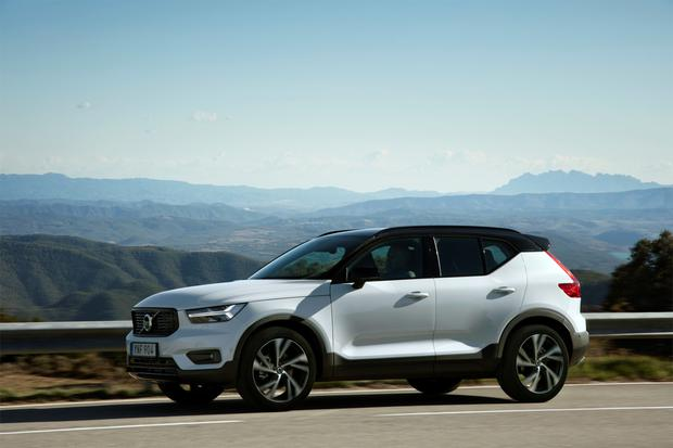 Enjoyable: Volvo XC40