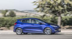 'Tasty option on the supermini menu': Ford Fiesta