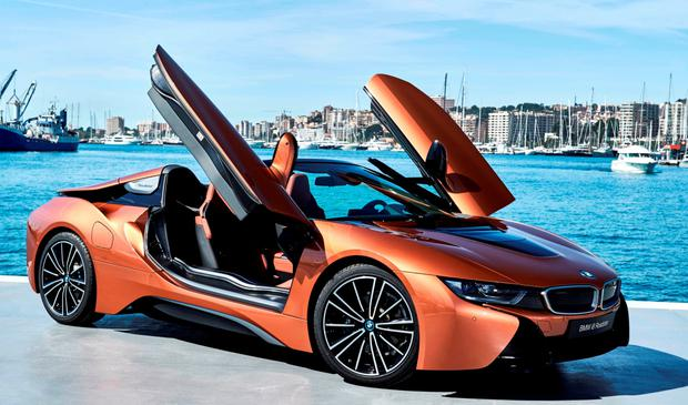 No Apologies For Driving Bmw S I8 Hybrid Roadster Even At 185 000