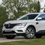 Sure-footed: Despite its size, the Koleos is a breeze to drive