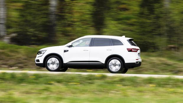 renault koleos how i fared on 39 second date 39 with this five seat suv. Black Bedroom Furniture Sets. Home Design Ideas