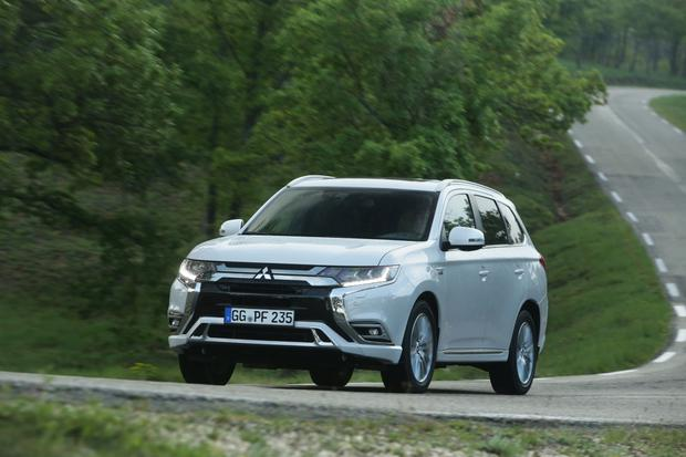 Updated: Mitsubishi Outlander PHEV