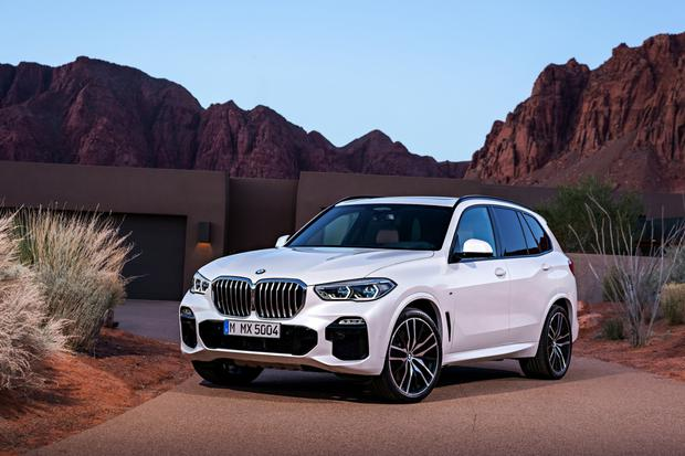 Brilliant drive: the new BMW X5 Sports Activity Vehicle