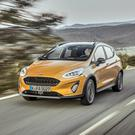 Illusionary: Ford's new Fiesta Active model